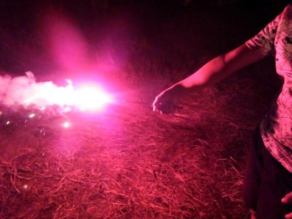 レーザー光線2